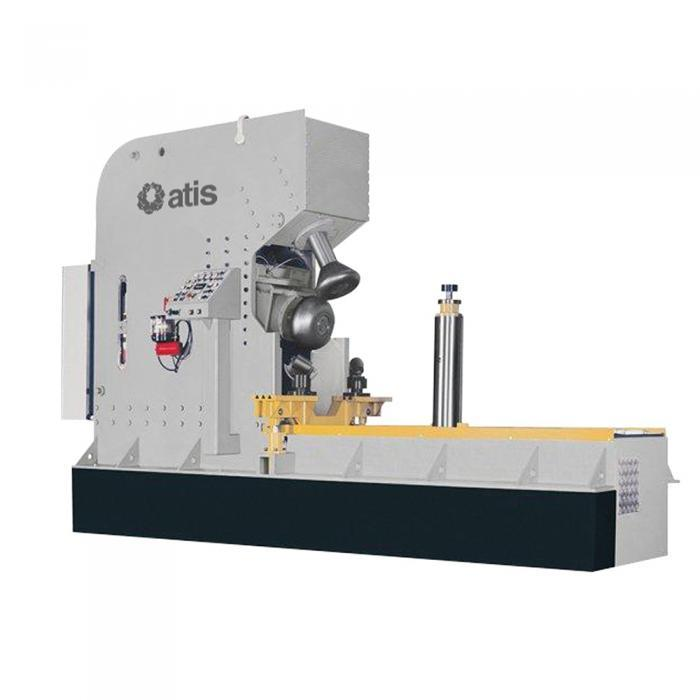 FLANGING MACHINES AND PRESSES